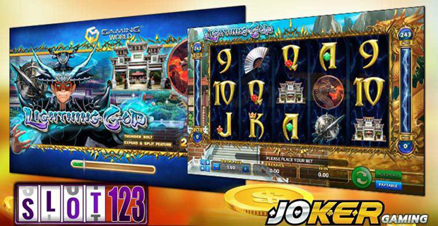 Login Joker168 Slot